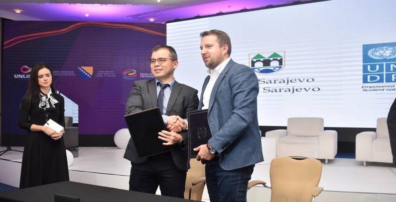 UNDP finansira incijativu Sarajevo – Smart City za poboljšanje javnih usluga u domenu životne sredine