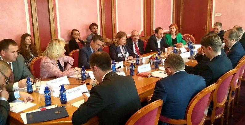 GIZ ORF-EE podržao inicijativu kosovskih poslanika da razmene iskustva sa crnogorskim kolegama o primeni zakona o energetskoj efikasnosti