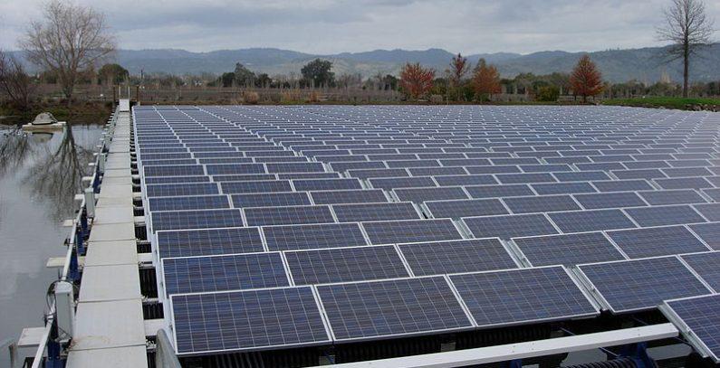 KESH podneo zahtev za izgradnju plutajuće solarne elektrane