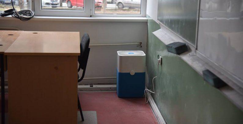 Skoplje nabavilo prečišćivače vazduha za učionice, bori se protiv aerozagađenja i novim subvencijama