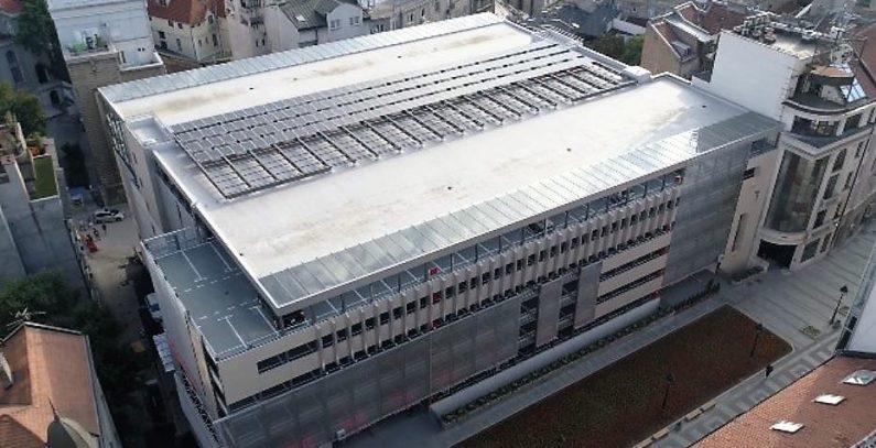 Tender: Održavanje solarne elektrane i drugih objekata garaže Zeleni venac
