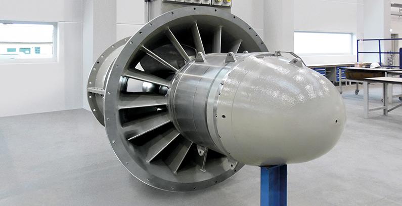 Voith će isporučiti opremu za malu hidroelektranu Gradište