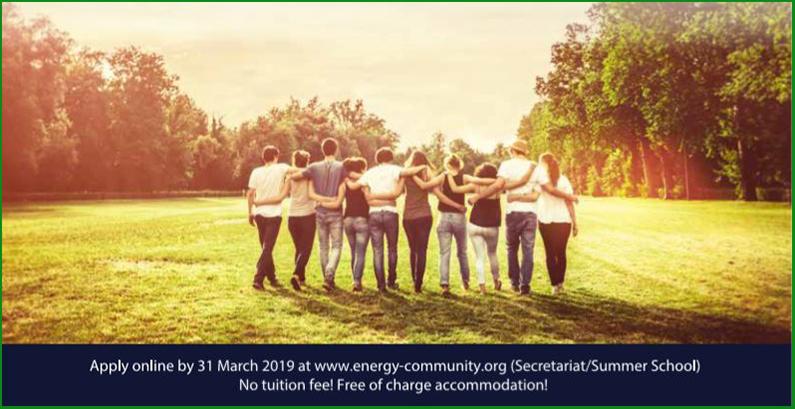 Prijavite se za četvrtu Letnju školu Energetske zajednice