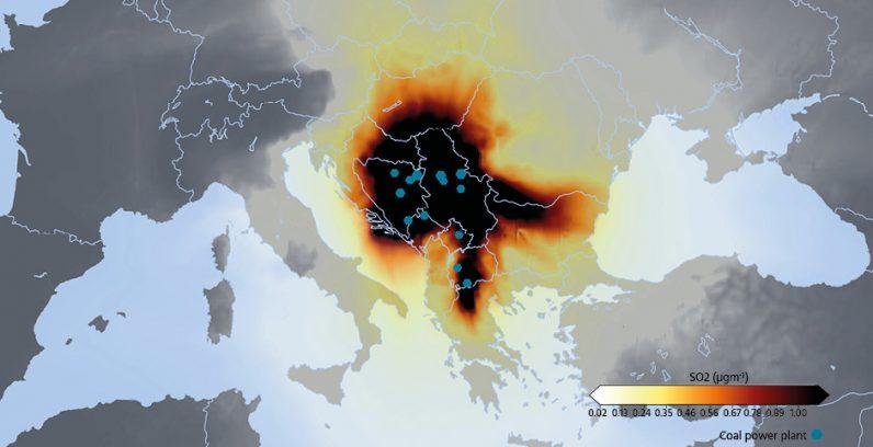 Termoelektrane Zapadnog Balkana ugrožavaju celu Evropu – ekološke organizacije