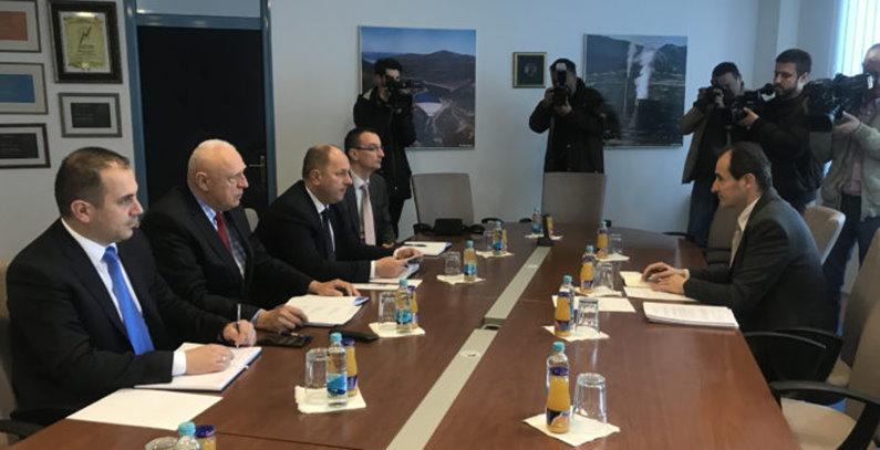 Kopač i direktor ERS-a razgovarali o primeni Trećeg energetskog paketa i novim energetskim zakonima