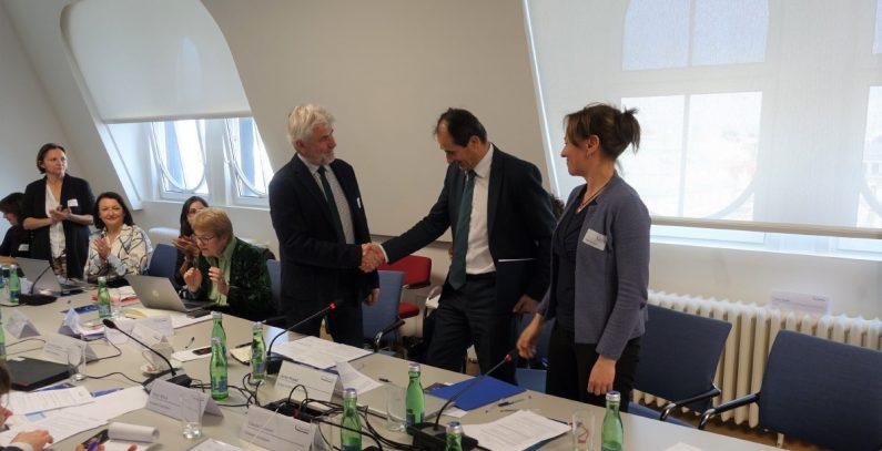 ORF-EE potpisao Memorandum o razumijevanju s Energetskom zajednicom i GIZ-ovim CDCP III projektom u cilju podrške ugovornim stranama EnC-a u izradi integrisanih Nacionalnih energetskih i klimatskih planova