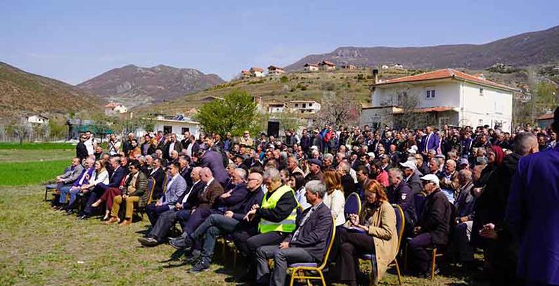 Albanski razvojni fond započeo sprovođenje EU projekta za poboljšanje vodosnabdevanja u 83 sela