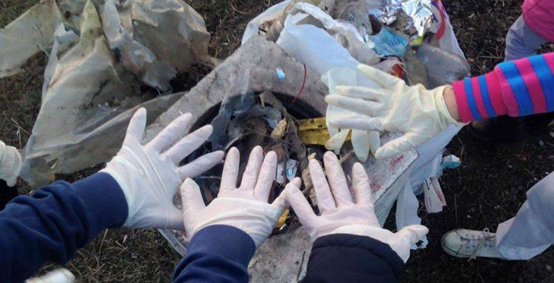 Trash izazov Srbija pocetak