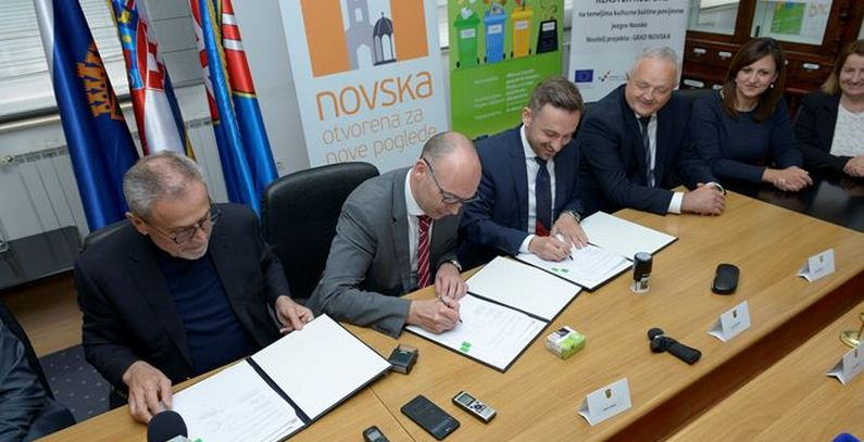 Zagreb i Novska grade postrojenje za biootpad vredno 50 miliona evra