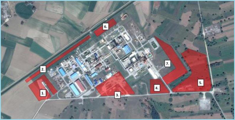 INA planira gradnju solarnih elektrana Virje i Sisak snage 11 MW