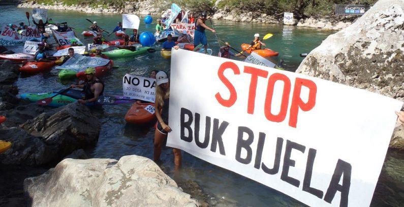 Sud poništio ekološku dozvolu za izgradnju HE Buk Bijela