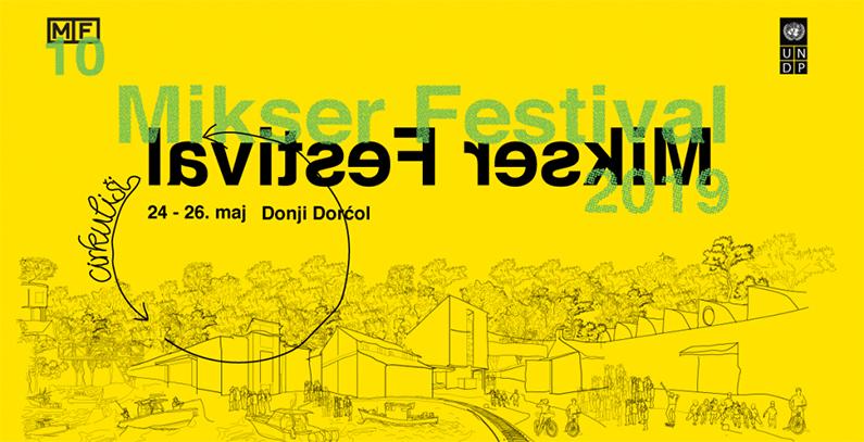 Cirkuliši! – jubilarni 10. Mikser festival od petka do nedelje na Donjem Dorćolu