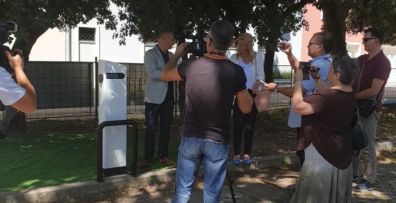Crna Gora dobila tri javna punjača za električna vozila, uskoro još 11