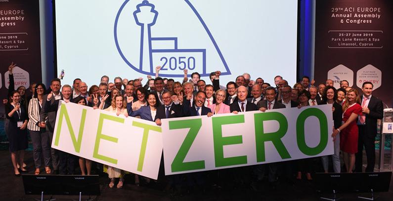 Grčki, kiparski, rumunski, srpski i turski aerodromi se obavezali da imaju nulte neto emisije CO2 do 2050.