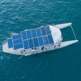 brodovi na solarni pogon