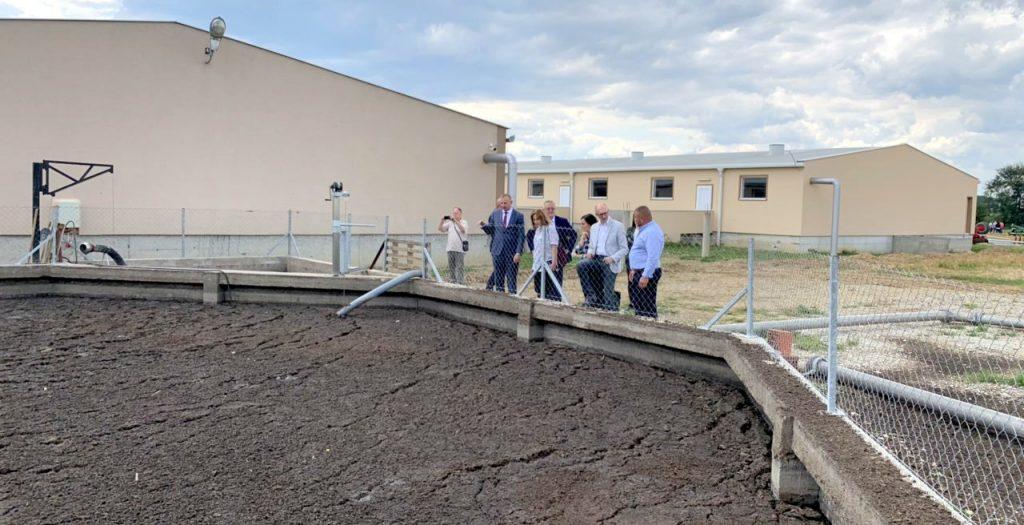Prečistač otpadnih voda na farmi svinja štiti Specijalni rezervat prirode Zasavica