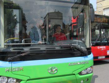energetske efikasnosti autobusa