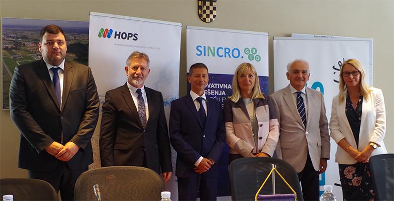 HOPS i Siemens potpisali ugovor vredan 5 miliona evra za projekat Sincro.Grid