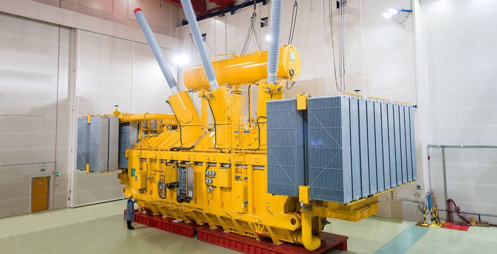 KOLEKTOR ETRA isporučuje energetske transformatore snage 400 MVA za Fingrid