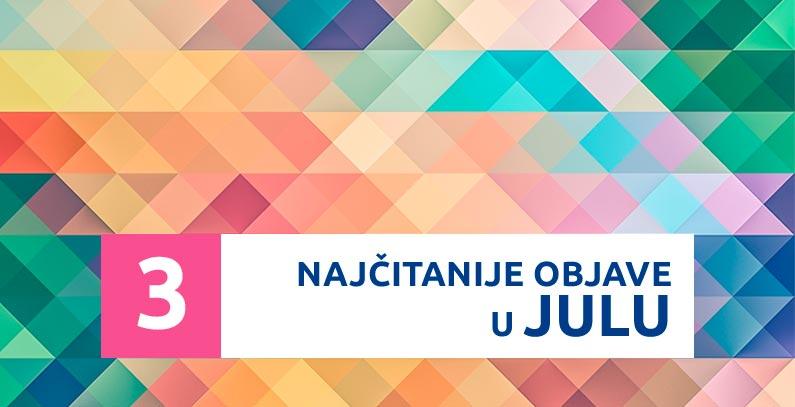 Najčitanije u julu: Francuska i Srbija, Kovačica, predlog Ministarstvu energetike