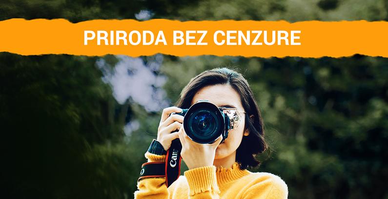 Pošaljite svoje radove na foto-konkurs Priroda bez cenzure