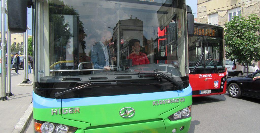 TENDER: Poređenje energetske efikasnosti autobusa na konvencionalne i alternativne pogone
