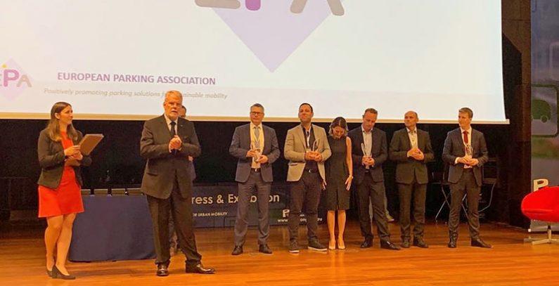 Garaža Obilićev venac osvojila nagradu Evropske parking asocijacije