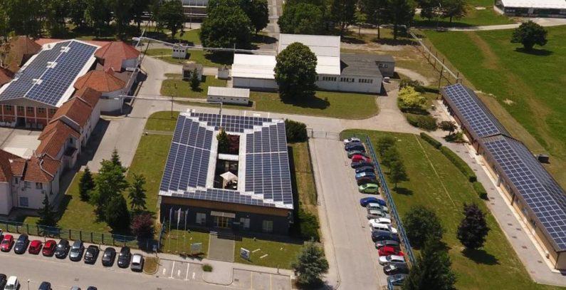 Najveća hrvatska integrisana solarna elektrana za sopstvenu potrošnju puštena u rad