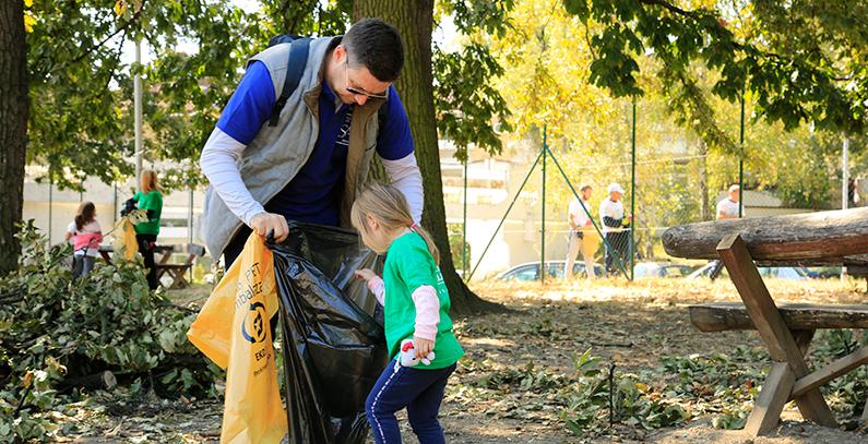 Akcijom na Košutnjaku Srbija obeležila Svetski dan čišćenja