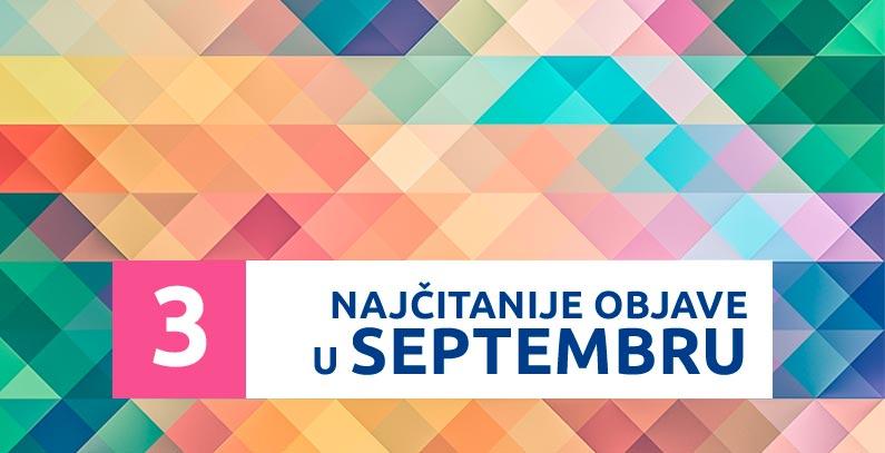 Najčitanije u septembru: Vetropark Kovačica i male hidroelektrane