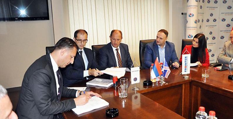 Prointer i Elektro-Bijeljina potpisali ugovor o isporuci pametnih brojila vredan 7,5 miliona evra
