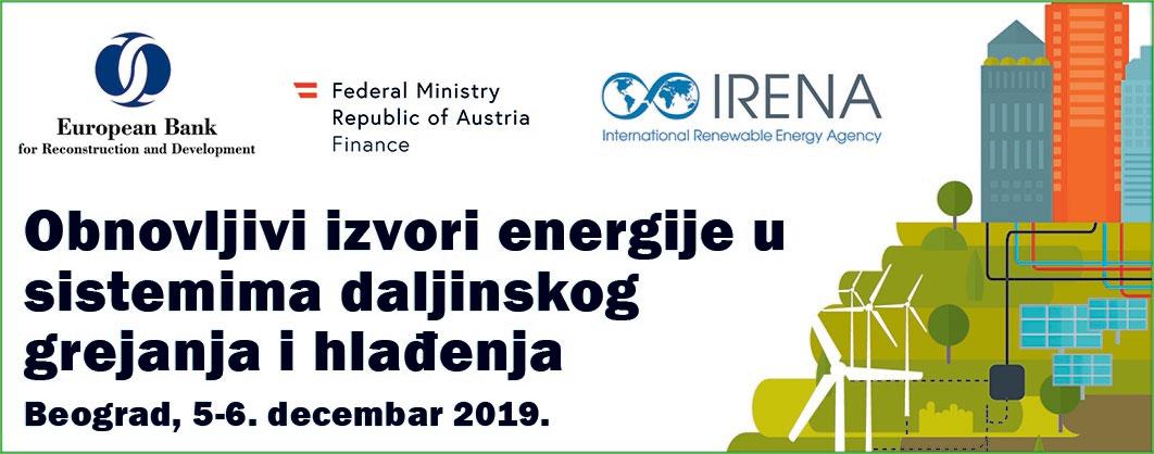 Stojanović (Toplane Srbije): EBRD konferencija o najnovijim rešenjima za razvoj daljinske energetike