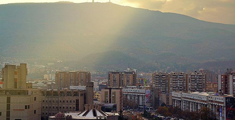 Zagađenje vazduha izazvalo vanredne mere za Skoplje, Tetovo