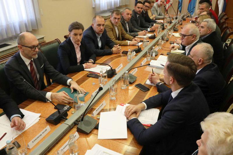 Vlada Srbije formira radnu grupu da reši zagađenje vazduha
