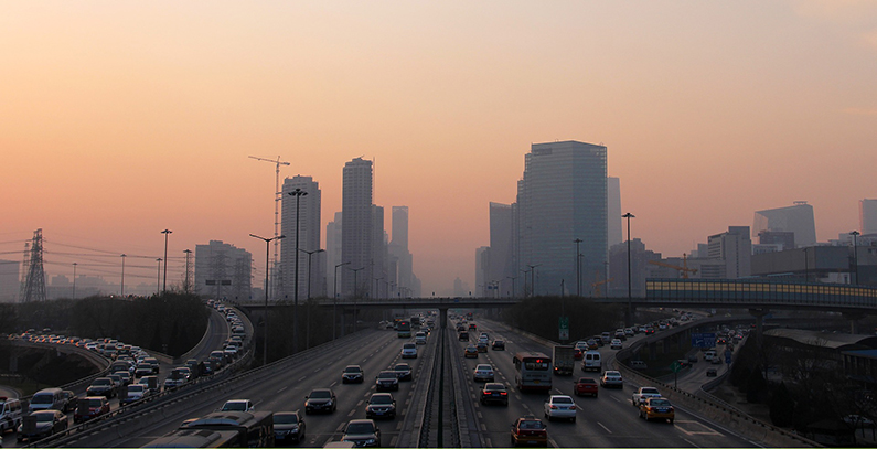 Peking za šest godina prepolovio zagađenje vazduha česticama PM2.5