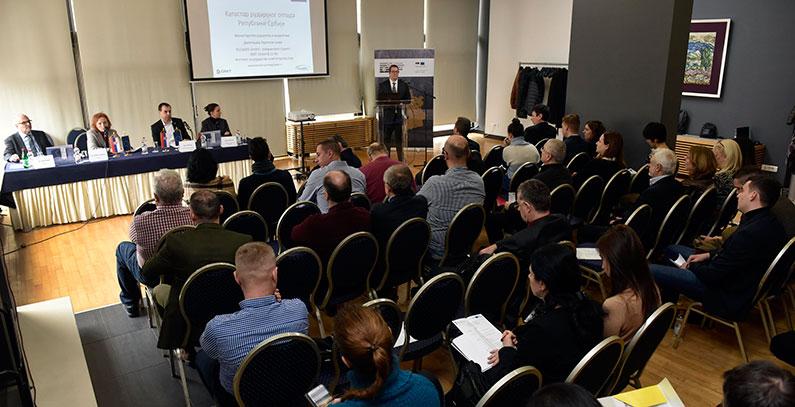 Srbija dobila Katastar rudarskog otpada uz pomoć Evropske unije