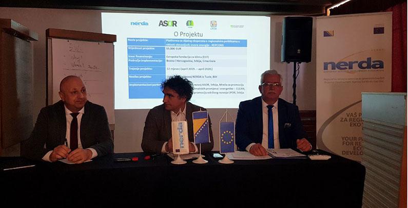 REPCONS: Zemlje Zapadnog Balkana da definišu modele energetske tranzicije, struka je spremna da pomogne