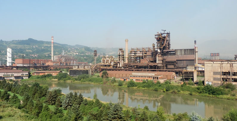 Toplana u Zenici 2021 ugalj otpadni gas