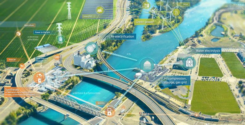 Siemens, Uniper će koristiti vodonik u postojećoj gasnoj infrastrukturi