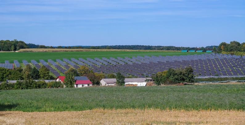 Solarna elektrana Karavasta u Albaniji
