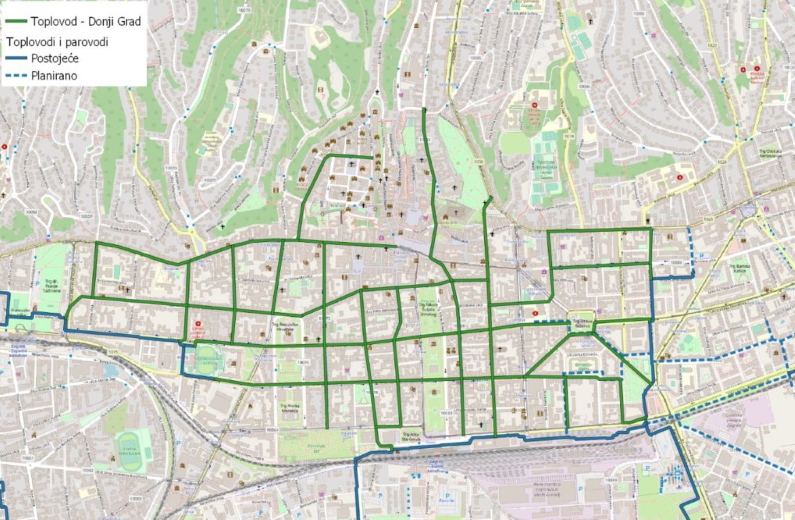 Prioriteti energetske tranzicije grada Zagreba – Razvojna vizija nakon potresa