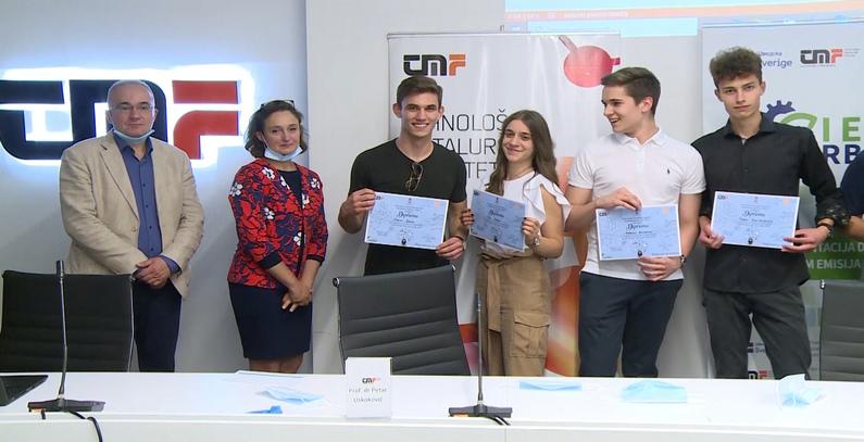 Peta beogradska pobedila na takmičenju u rešavanju problema otpadne vode iz mlekarske industrije
