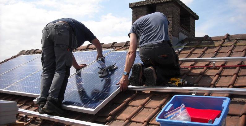 Rumunija krovne solarne elektrane