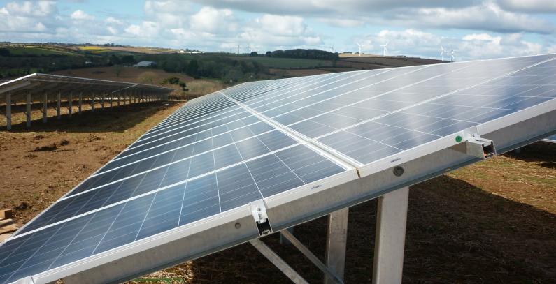 Prostor za solarnu elektranu Briska gora proširen do 262 megavata