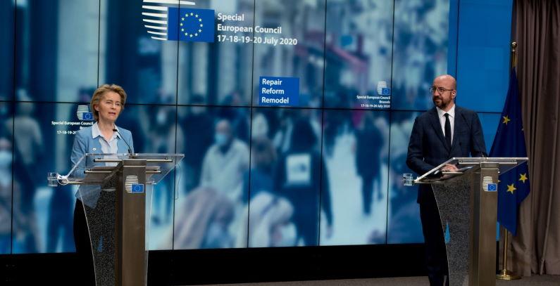 Ažurirano: EU dogovorila budžet i umanjila Fond za pravednu tranziciju
