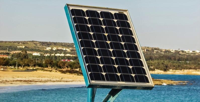 Ostrvo Silba solarne energije pijacu vodu od morske