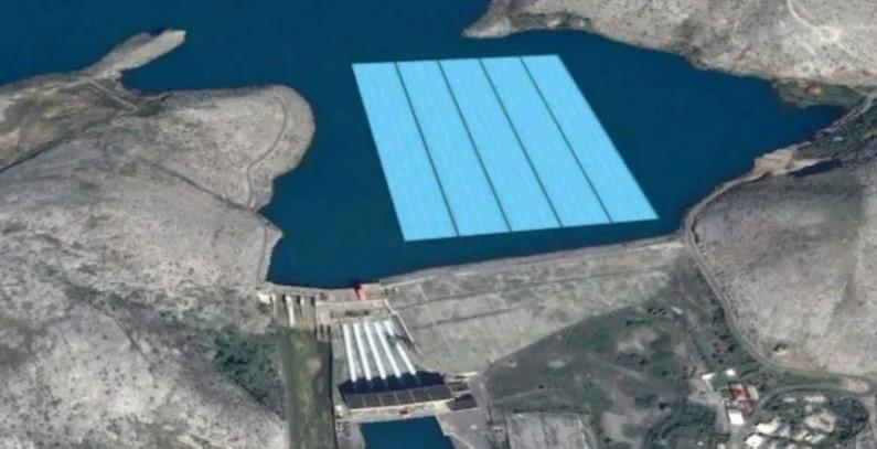 EBRD sprema zajam za KESH-ovu plutajuću solarnu elektranu od 12,9 megavata