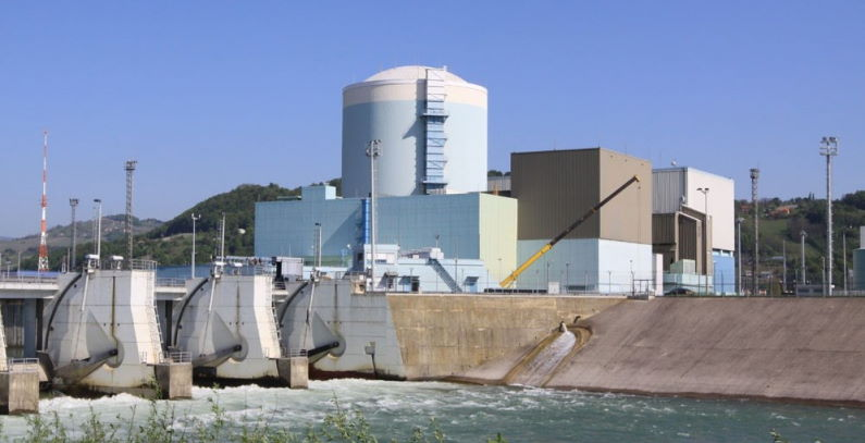 Slovenija Hrvatska drugog bloka nuklearne elektrane Krsko