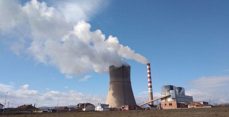 elektrane na ugalj aerozagađenje Kosovo*