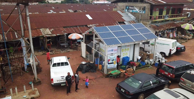 ColdHubs rashladne komore hranu solarnih panela clim@